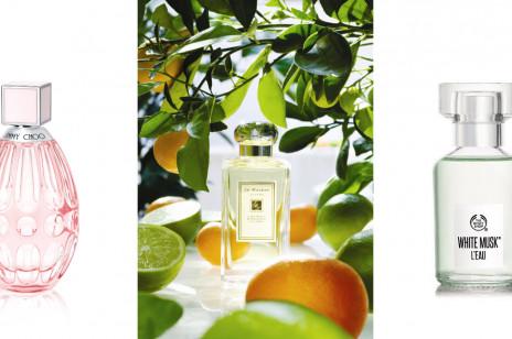 Najpiękniejsze letnie zapachy dla kobiet