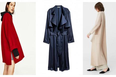 Najmodniejsze płaszcze i kurtki z wyprzedaży