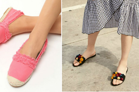 Najwygodniejsze buty na lato – przegląd z sieciówek