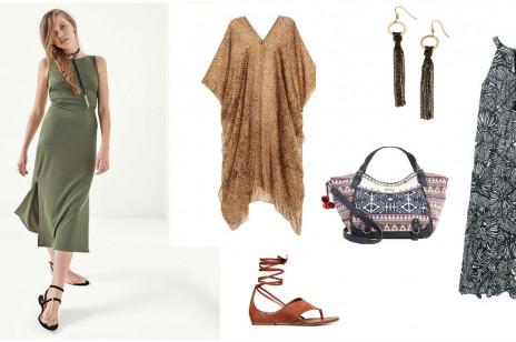 Wakacyjna garderoba w afrykańskim stylu – przegląd z sieciówek