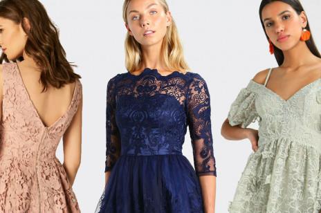 ffb3dda1e5 Najpiękniejsze koronkowe sukienki na wesele