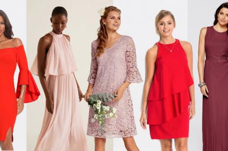 e4ff093657 Sukienki na wesele – najpiękniejsze propozycje