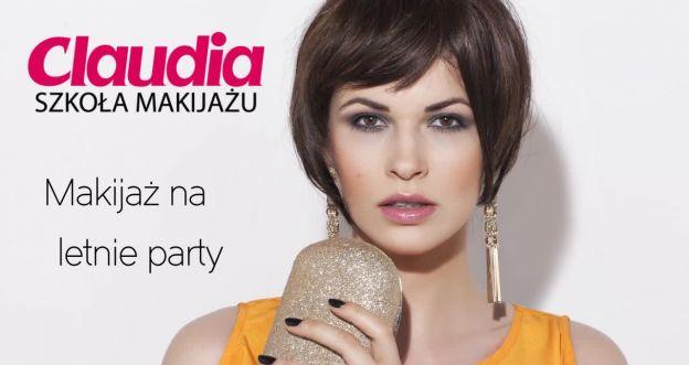 Makijaż na letnie party