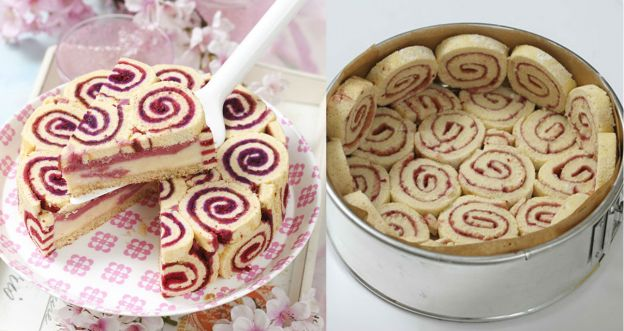 odwrócone-ciasto-malinowo-jogurtowe