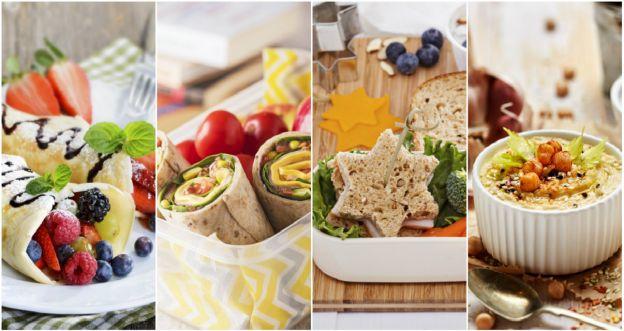 6 pomysłów na drugie  śniadanie