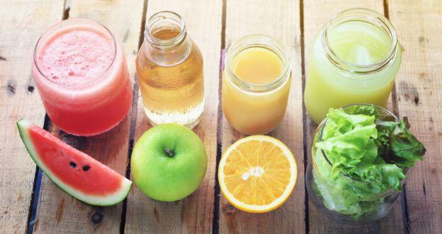 Zasady przyrządzania soków