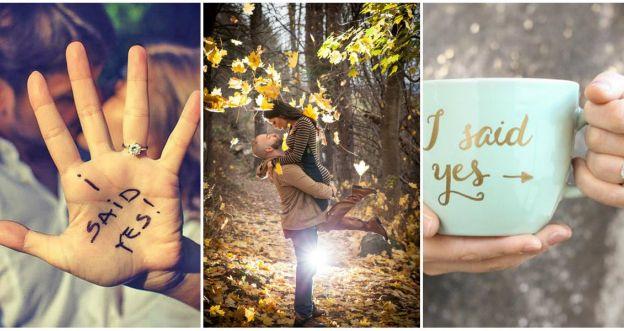 Pomysły na zaręczyny