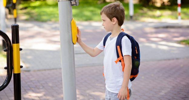 Dziecko bezpieczne na drodze