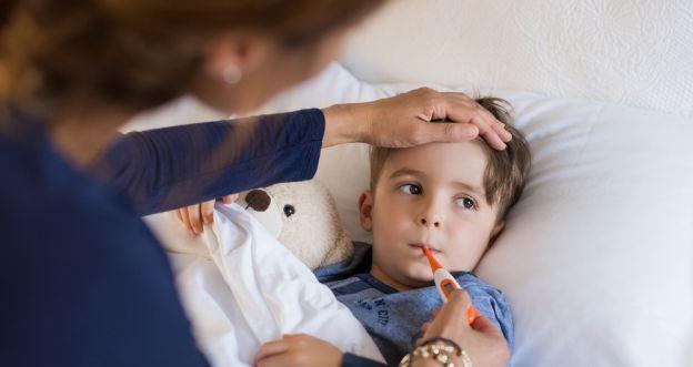 Jak obnizyć gorączke u dziecka?