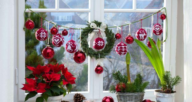 Ozdobny świąteczny sznur