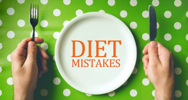 Najczęstsze błędy żywieniowe