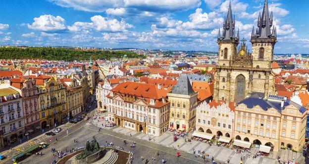 Miasto na weekend - Praga
