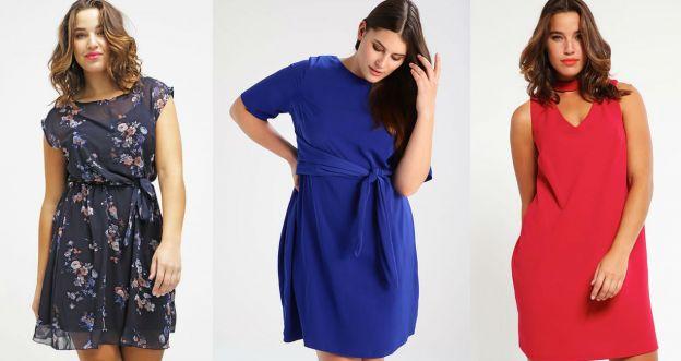 Sukienki dla świadkowej XL