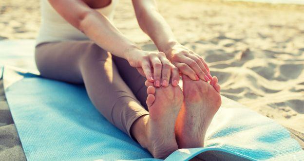 Jak ćwiczyć stopy