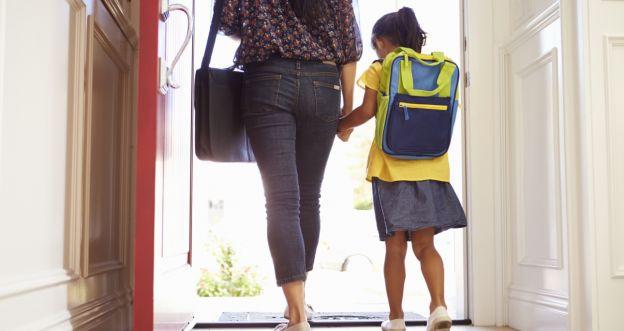 Dzieko idzie do pierwszej klasy