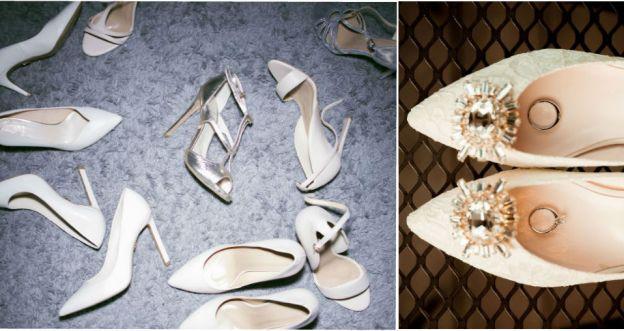 jak wybrać idealne buty ślubne?