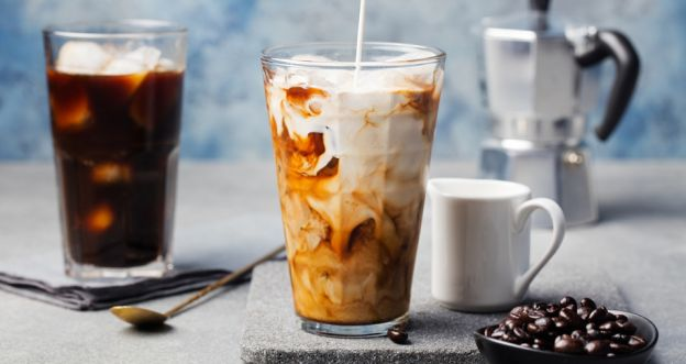 Kawa mrożona kokosowa