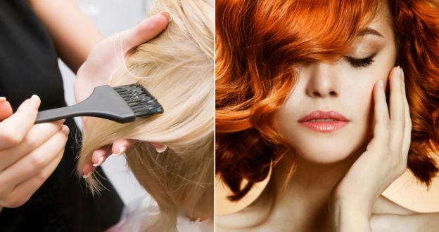 Koloryzacja włosów w domu