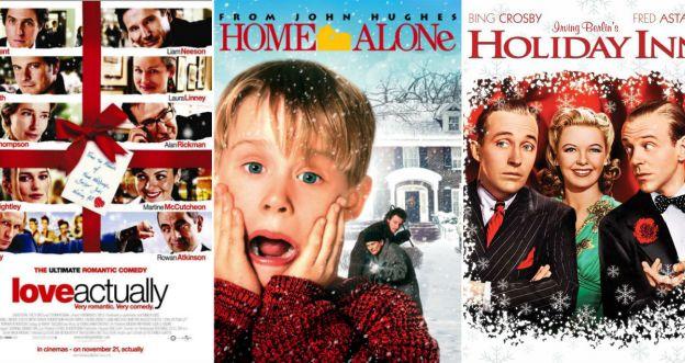 Najlepsze filmy o świętach