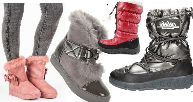 Śniegowce - najlepsze buty na zimę