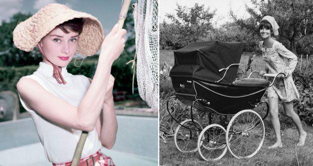 Audrey Hepburn - rzadkie zdjęcia