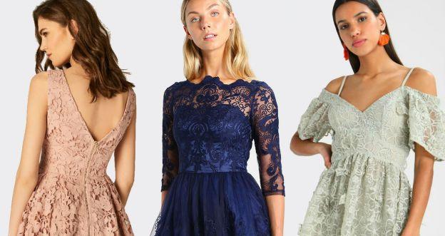 Sukienki koronkowe na wesele