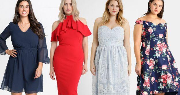 4927e25871 Sukienki na wesele XXL - najpiękniejsze propozycje