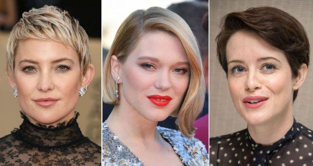 Modne krótkie fryzury na jesień 2018