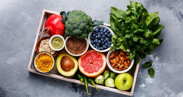 Antyoksydanty w zimowej diecie