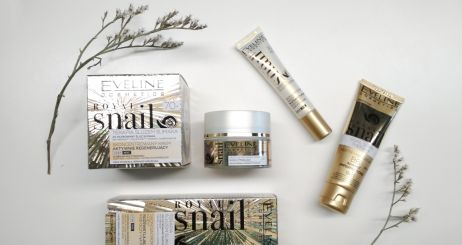 ROYAL SNAIL Eveline Cosmetics