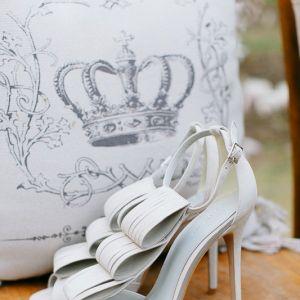 Fantazyjne buty ślubne - Ksis