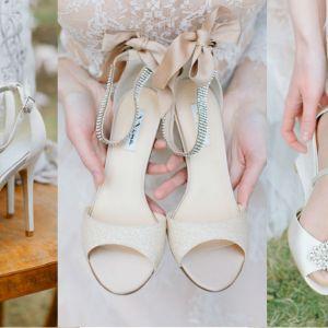 Buty ślubne z kolekcji marki Ksis