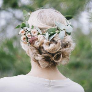 Fryzury ślubne 2017 Najpiękniejsze Propozycje Claudia