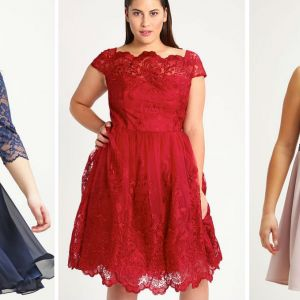 Sukienki na wesele XL