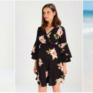 Moda ciążowa na lato - przegląd sieciówek