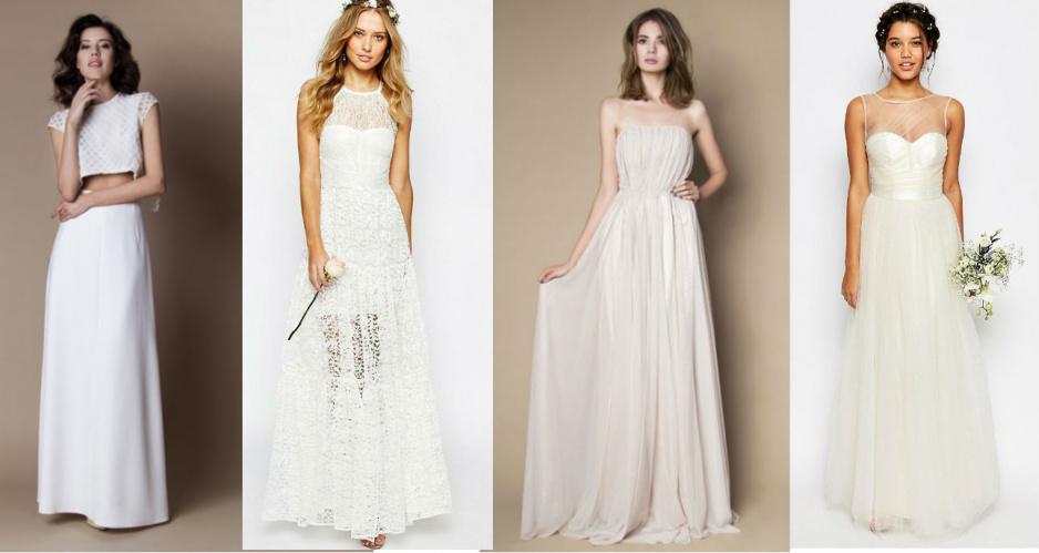 582f5c2dd3 Tanie suknie ślubne - sprawdź gdzie je znaleźć! - Claudia