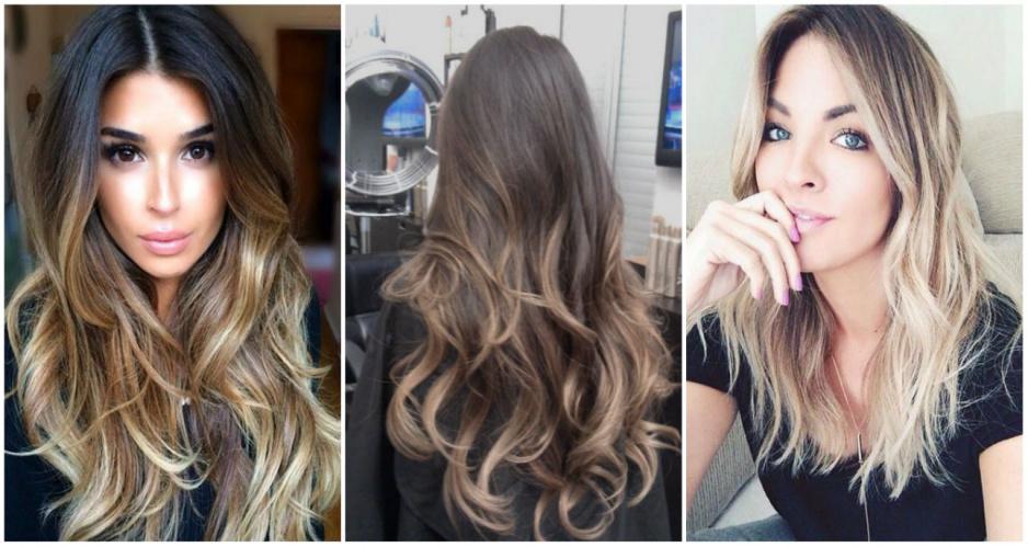 Sombre Mocny Trend W Koloryzacji Włosów Claudia