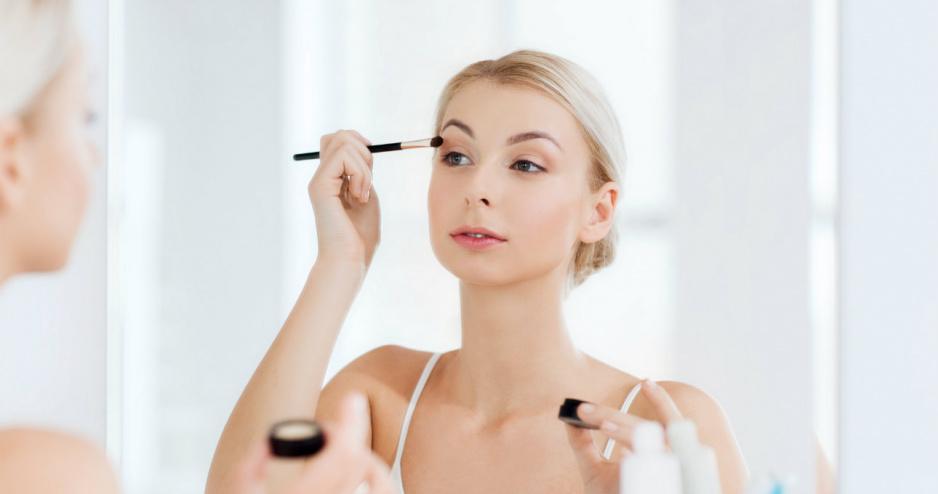 Triki makijażowe wizażystów