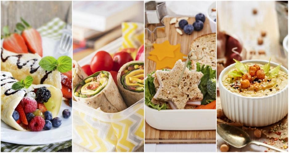 6 Pomyslow Na Zdrowe I Pyszne Drugie Sniadanie Dla Dziecka Claudia