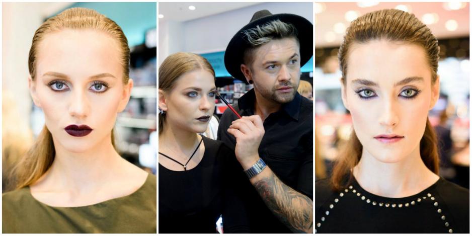 Trendy w makijażu na sezon jesień-zima 2016