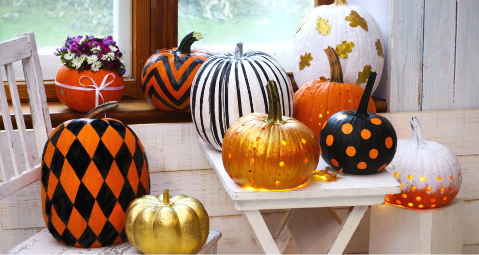 Dynie Na Halloween Pomysły Na Dekoracje Claudiapl