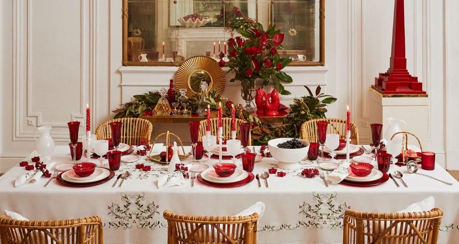 świąteczne Nakrycia Stołu Najpiękniejsze Pomysły Claudia