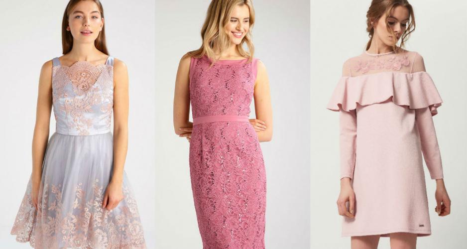 b22b54be9d374b Sukienka dla świadkowej - 35 modnych propozycji - Claudia