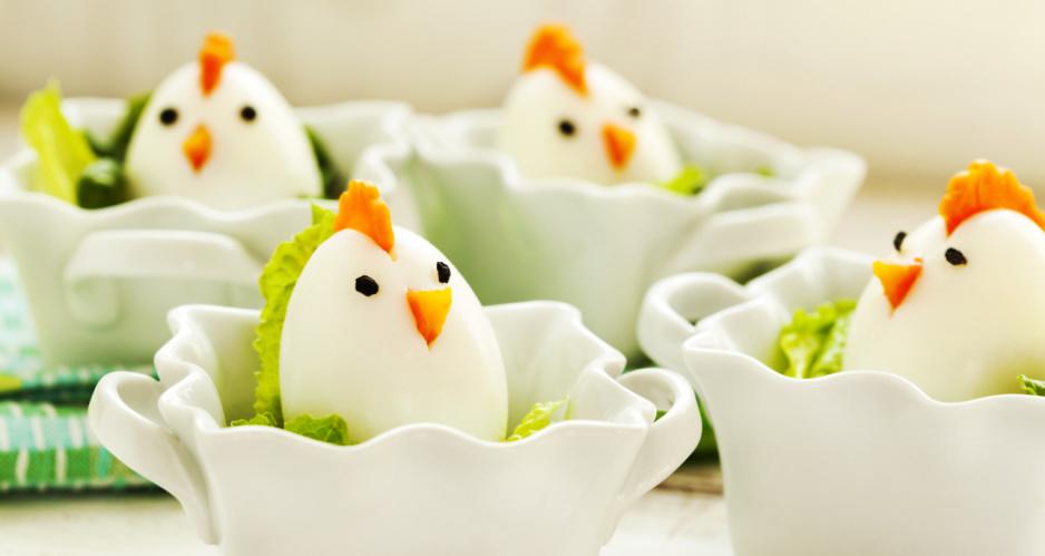 Wielkanocne śniadanie Dla Dzieci Claudia