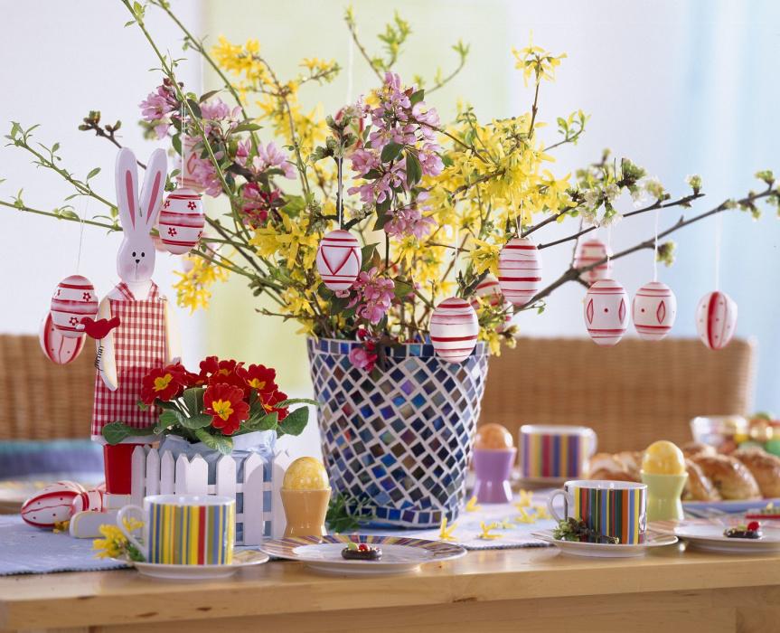 Stroiki Wielkanocne Z Pisankami I Wydmuszkami Claudia