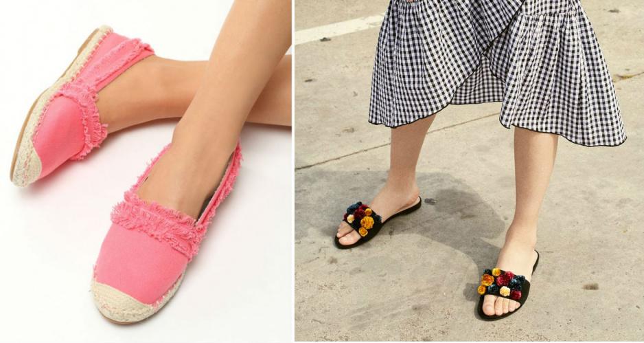 0a6dca3d5cf27 Najwygodniejsze buty na lato – przegląd sieciówek - Claudia
