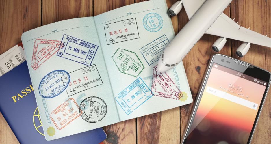 wiza, paszport