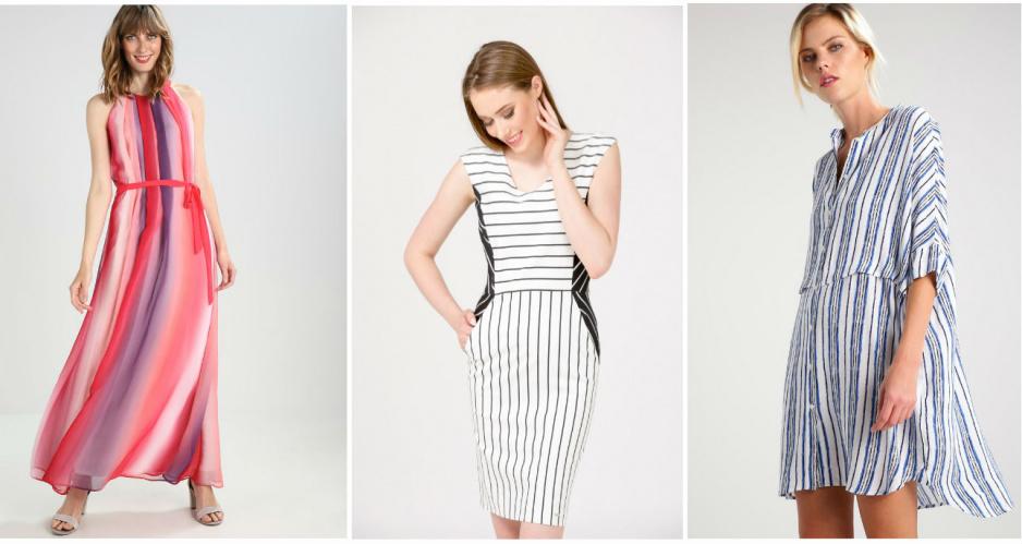 461641fdde Wyszczuplające sukienki na lato