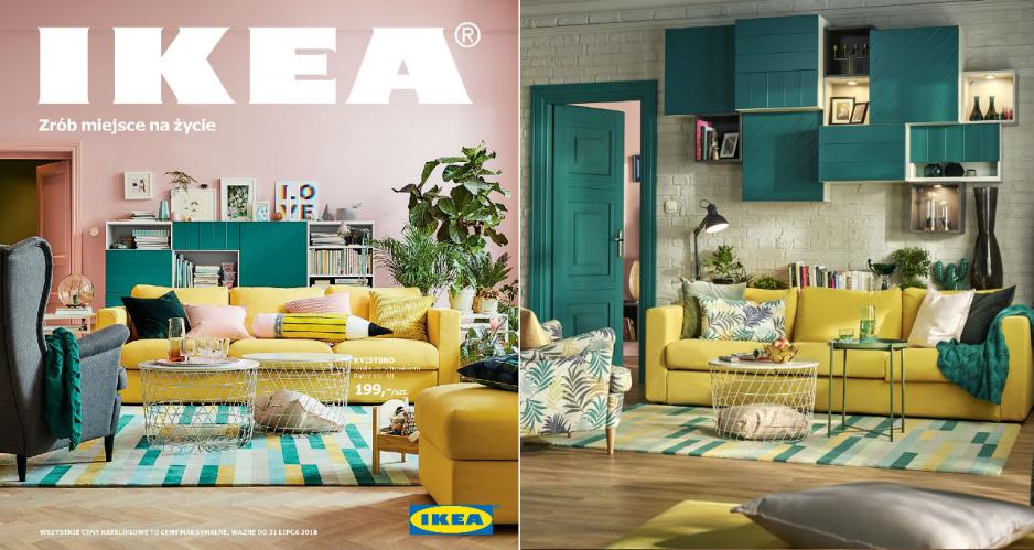 Katalog Ikea 2018 Co Znajdziecie W środku Claudia