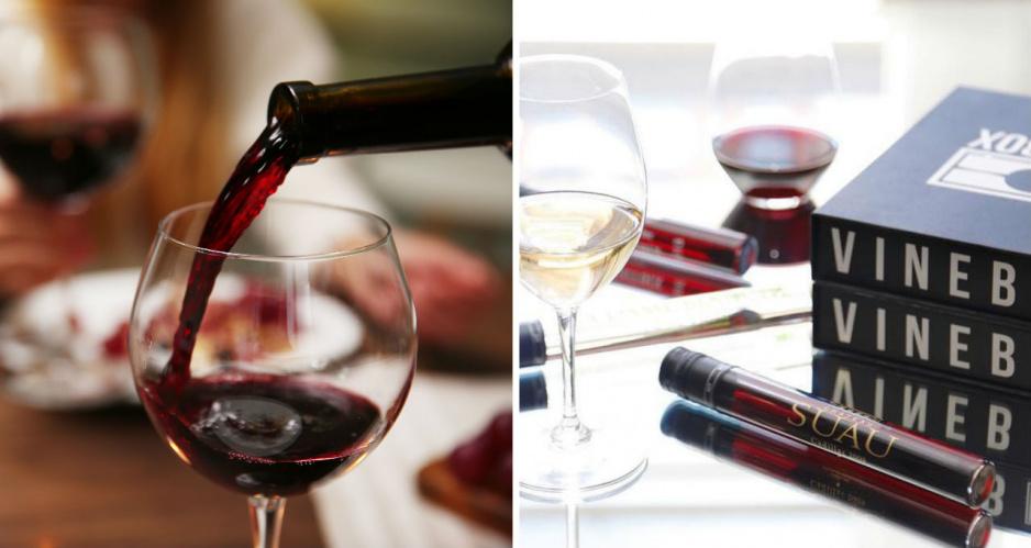 8eb002362cdb6c Kalendarz adwentowy z winem – przedświąteczny hit - Claudia